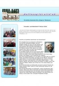 Freundesbrief Moldawien Februar 16 1