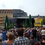 Stadtfestgottesdienst Leipzig 5.6.17